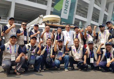Amankan Frekuensi, Dukung Kelancaran Pelaksanaan Asian Games 2018
