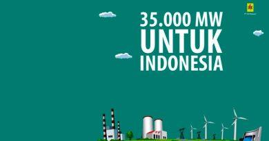 Proyek 35.000 MW Diselesaikan sesuai Kebutuhan