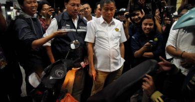 Menteri Jonan: Terus Bangkit, Sulawesi Tengah Tidak Sendirian