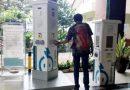 Menteri ESDM  Resmikan SPLU Mobil Listrik Milik Pertamina