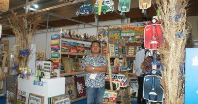 Prospek Bisnis Wood Painting Lulus Yohanes Sutanto