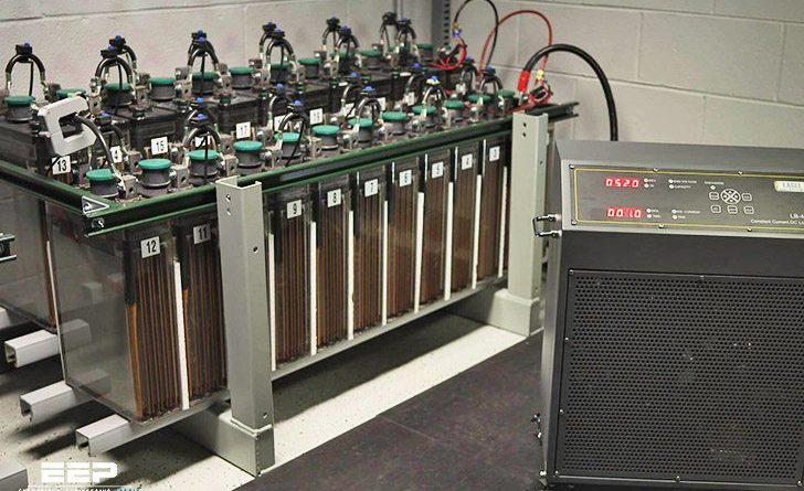 Industri Baterai  Efisien, Tekan Biaya PLTS