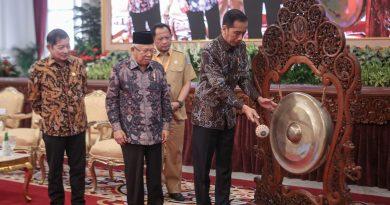 Presiden Jokowi Tegaskan Pangkas Impor Energi Dan Bahan Baku