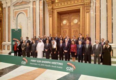 Pertemuan Tingkat  Sherpa G20 Bahas Pengembangan SDM