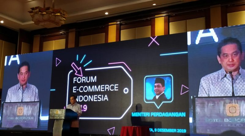 Kemendag Ajak Pelaku E-Commerce Penetrasi Pasar Ekspor