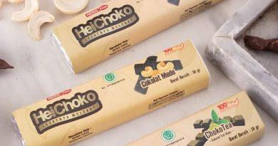 Cokelat Lokal HeiChoko Bidik Segmen Premium