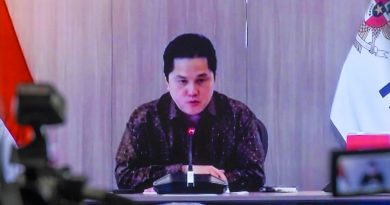 Erick Thohir: Pemerintah Perkuat Upaya Penanganan Covid-19
