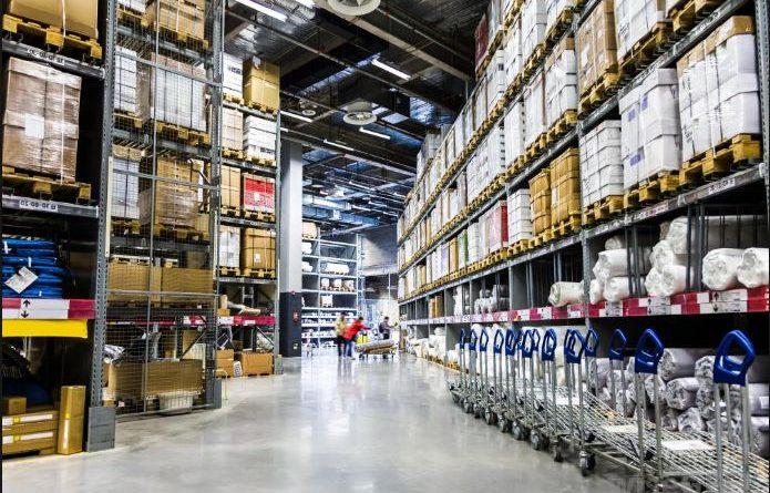 Perdagangan Drop, Logistik pun Terimbas