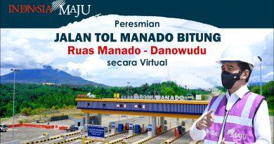 Tol Manado-Bitung Dorong Invetasi Sulut