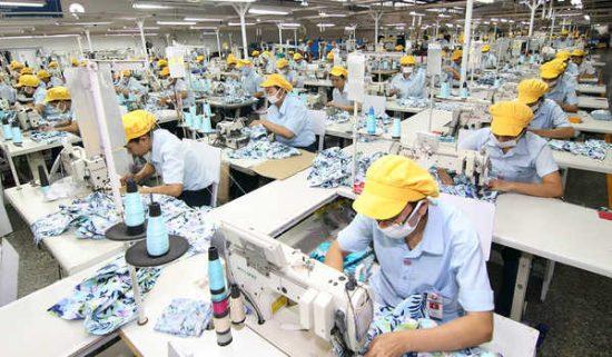 Menikmati Harapan Pertumbuhan Industri TPT