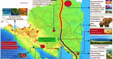 Rencana Pemda Lampung Bangun Kawasan Industri